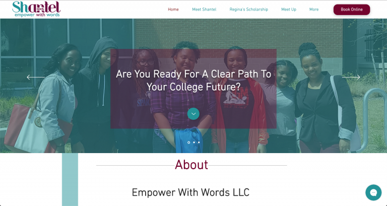 Empower With Words - A student career and counseling service based in Washington Metropolitan Area, US