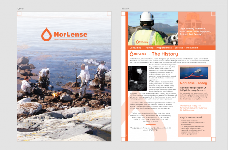 Norlense - Oil Recovery Company