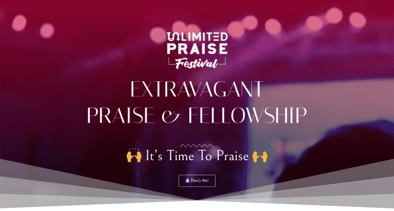 Unlimited Praise - India - Tracy Tech Works