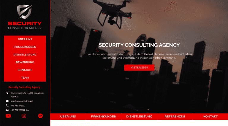 Security Consulting Agency
