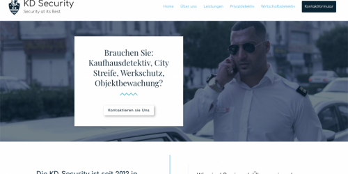 KD Security - A Security Agency in Germany